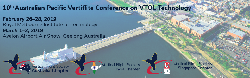 10th Australian Pacific Vertiflite Conference on Helicopter Technology 2019