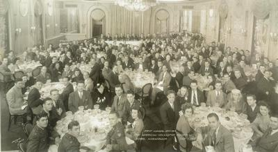 First Annual Dinner (Oct. 7, 1944)