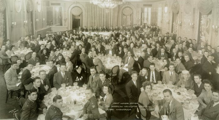 Commentary May-June 2019 First Annual Dinner Oct 7, 1944