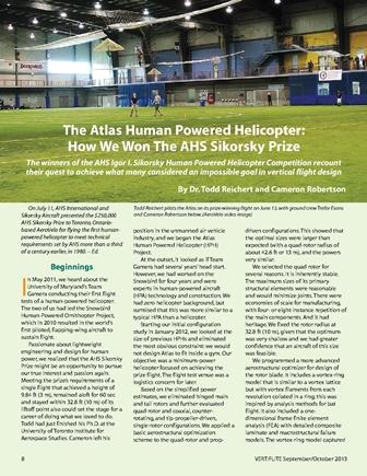AeroVelo article page 1