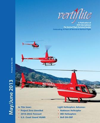 Vertiflite Cover May-June 2013