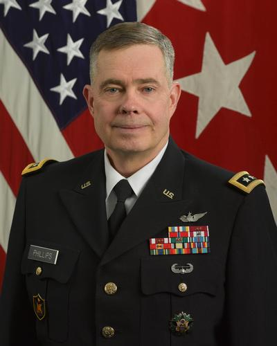 LTG William N. Phillips, US Army