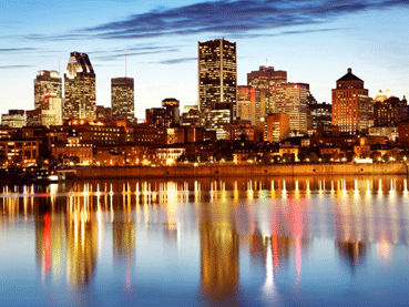 Montreal Skyline for 2015 Meeting