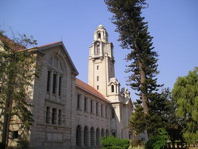 Indian Institute of Science, Karnataka (main building)