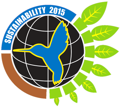 Sustainability 2015 Logo