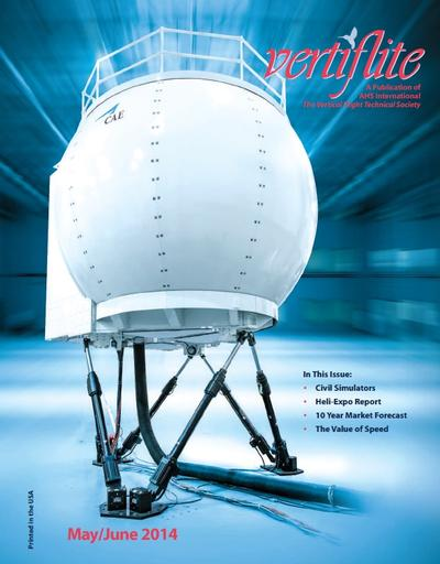 May-June 2014 Vertiflite cover