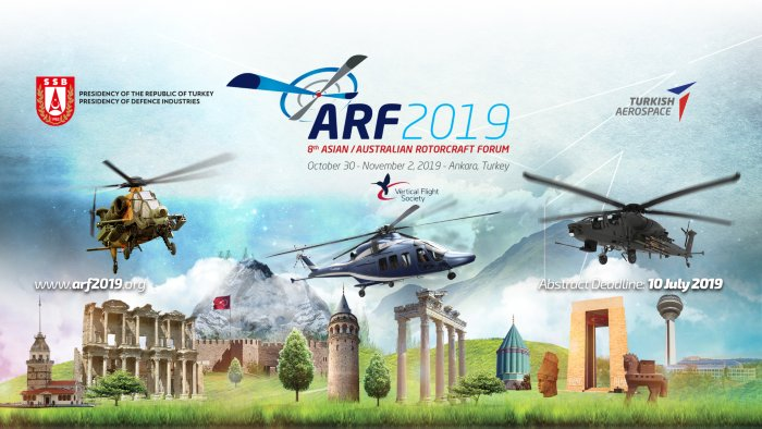 ARF 2019 Official Poster