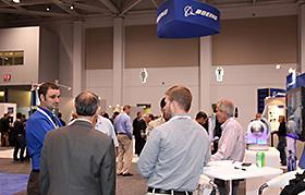 Forum 71 Exhibit Hall Scene B