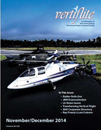 Vertiflite Nov-Dec 2014 cover