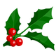 A sprig of holly