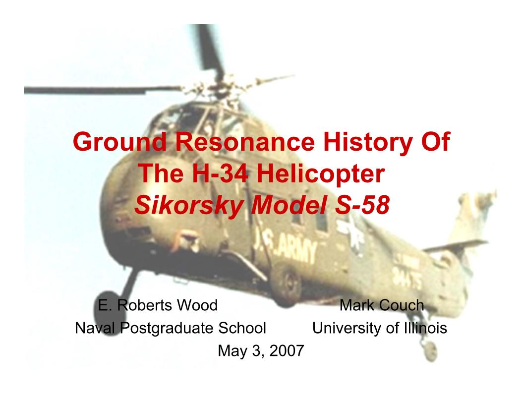 history of the helicopter When it comes to the development of helicopter ems (aka hems), many of the foundations were built during military operations the first rotor-wing transports from a 'primary scene' took place.
