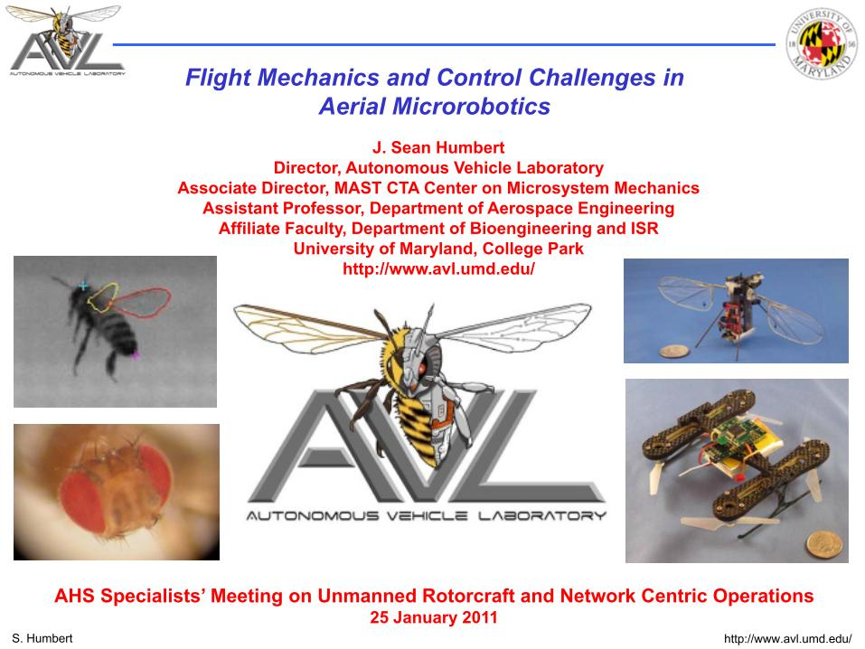 Insect Mechanics and Control
